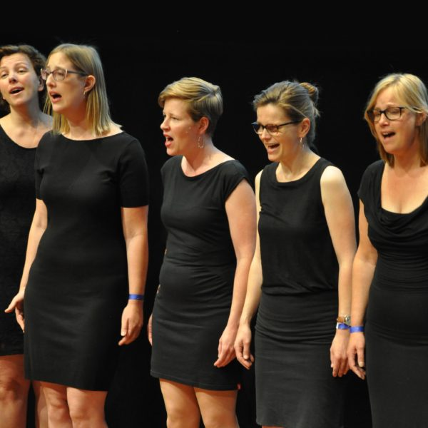 Optreden korenfestival Balk 218